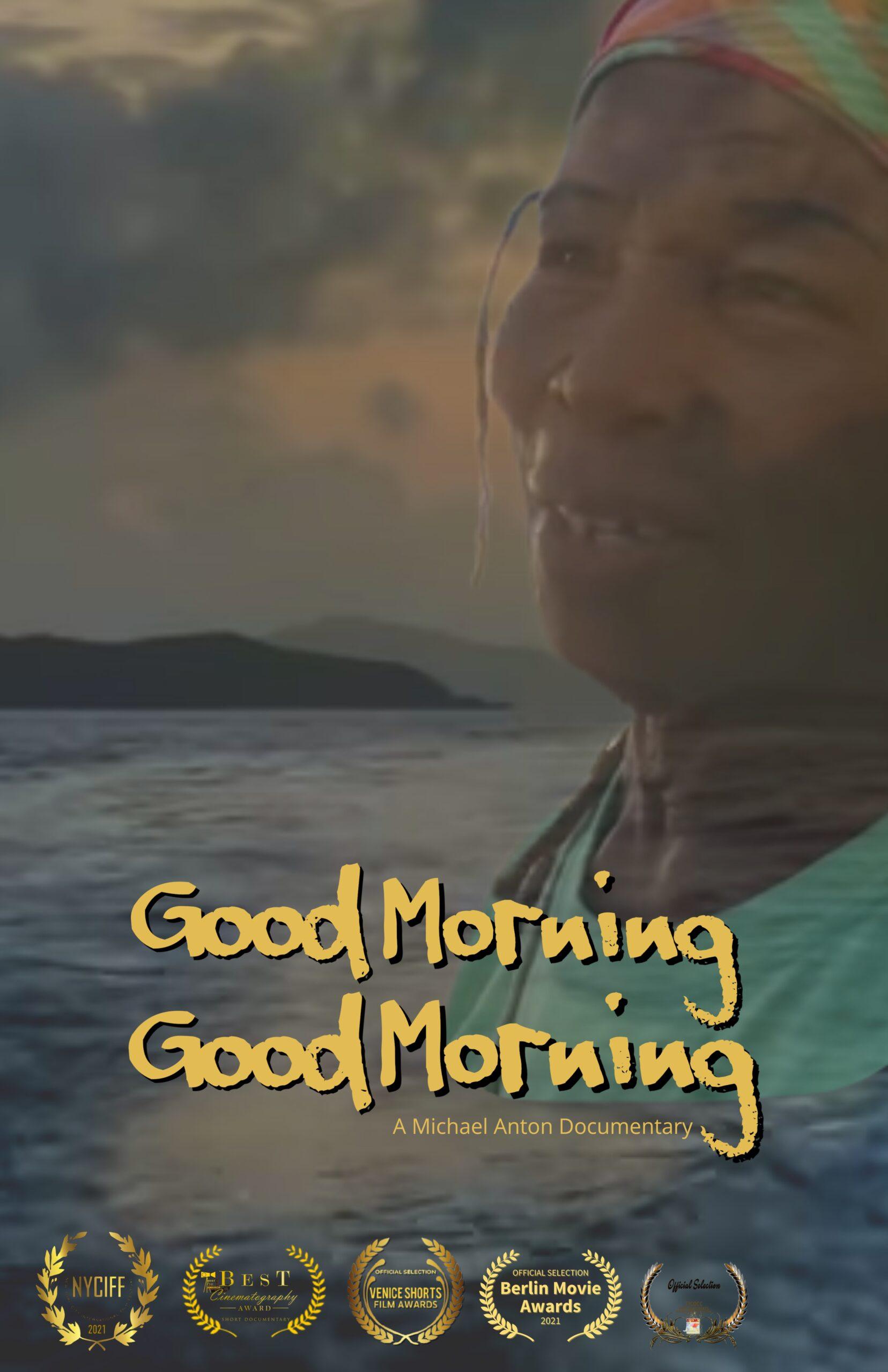 GOOD MORNING ! GOOD MORNING !